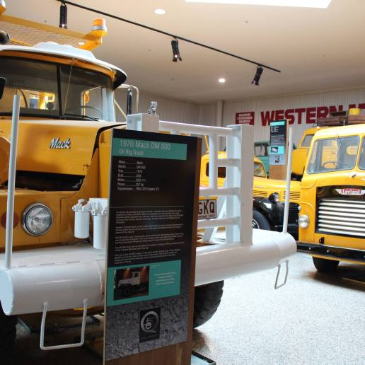 QLD Transport Museum