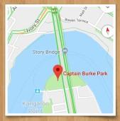 Captain Burke Park