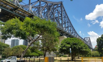 View of the Story Bridge