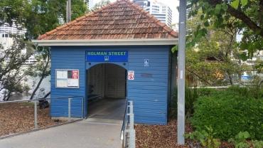 Holman St Ferry Terminal