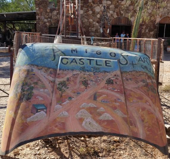 Amigos Castle & Art Gallery