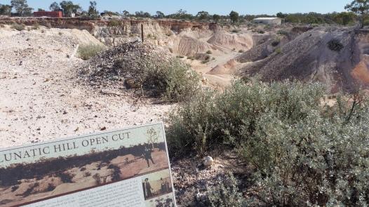 Lunatic Hill Mine