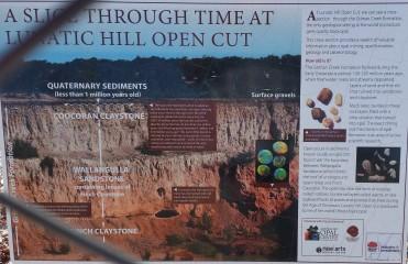 Lunatic Hill Open Cut Mine