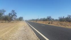 Road to Lightning Ridge