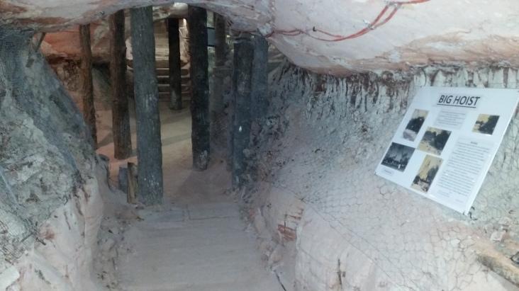 Underground Mine Tour