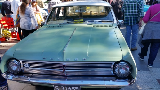1965 HD Holden