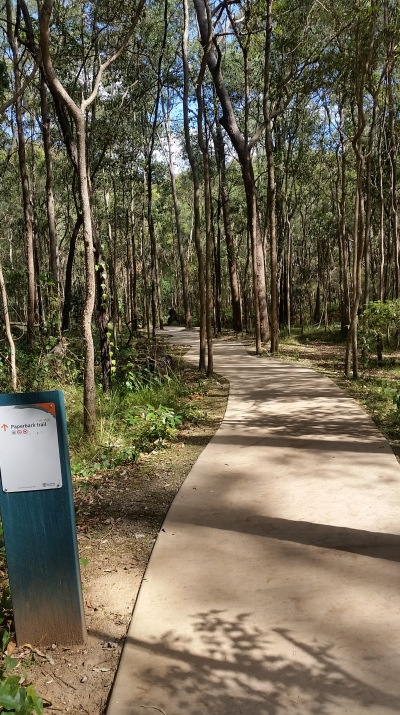 Bush Walking Trails