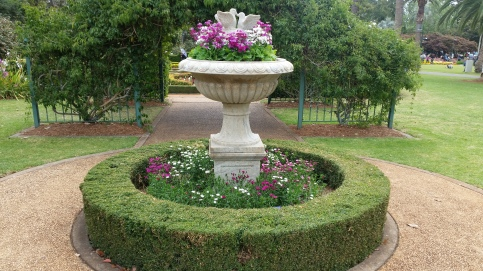 Gardens Flower Display