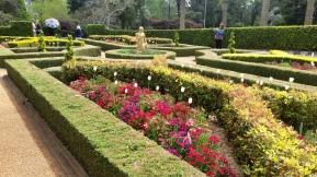 Queens Park Maze