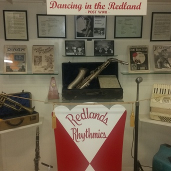 Dancing in the Redlands