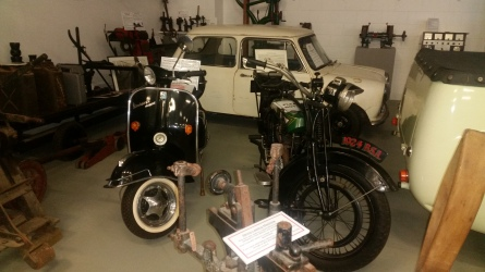 Motor Bikes from Yesteryear