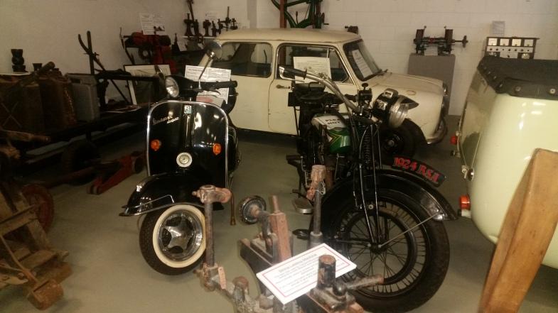Motor Bikes from Yesteryear