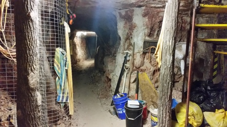 Going Underground in Search of the Black Opal