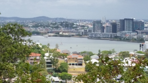 Brisbane City and River Views