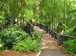 Follow the Trails as you meander through the Gardens