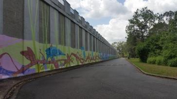 Green Hill Reservoir Mural