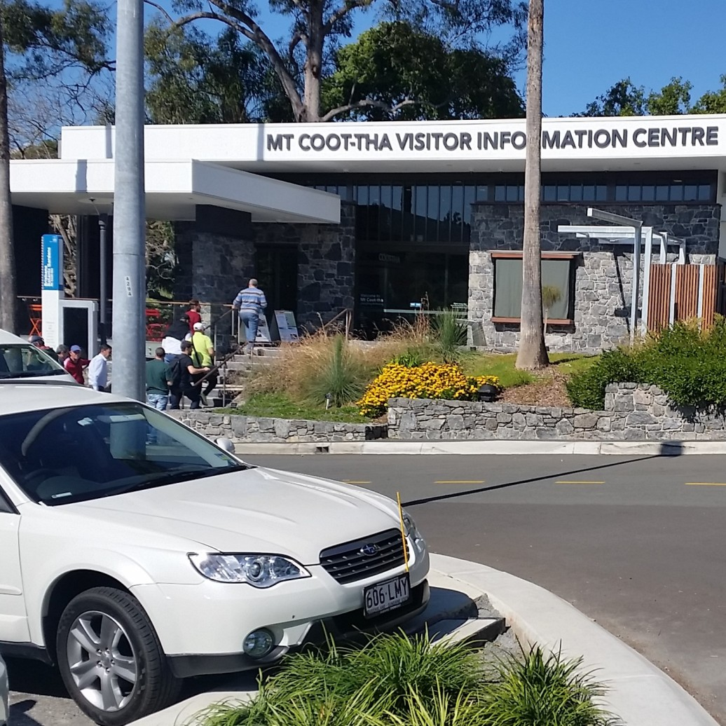 Mt Coot-tha Information Centre