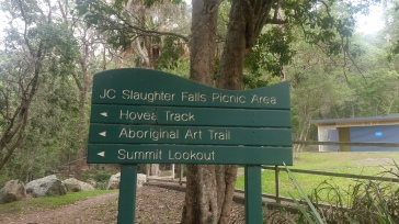 JC Slaughter Falls Picnic Area
