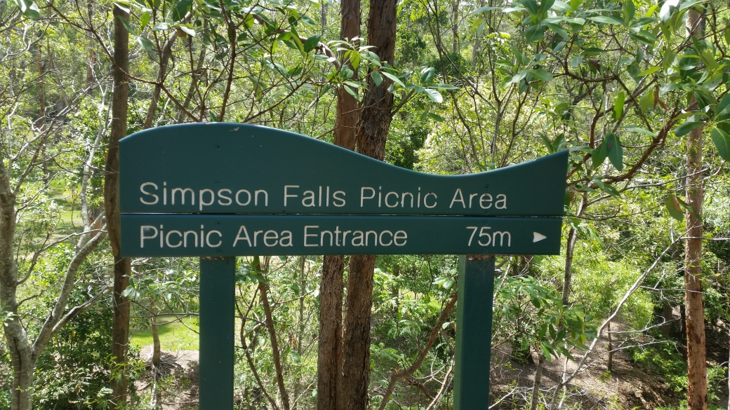 Simpson Falls Picnic Area