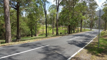 Sir Samuel Griffith Drive