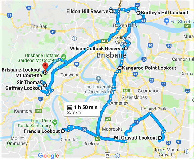 Ultimate Guide to Brisbane's Lookouts - The Trip