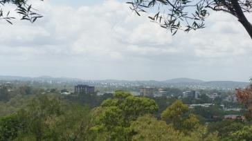 Views to the Mountains