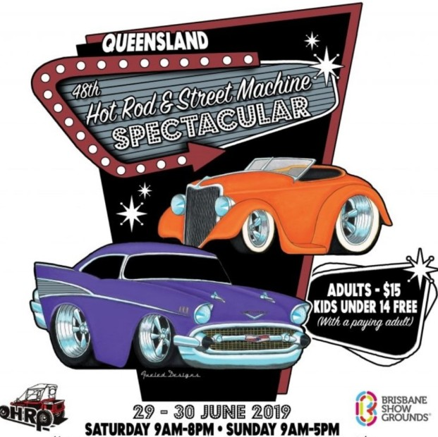 QLD Hot Rod Spectacular