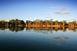 Reflections of the Murray River - Mildura