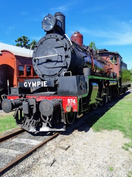 All Aboard for Gympie
