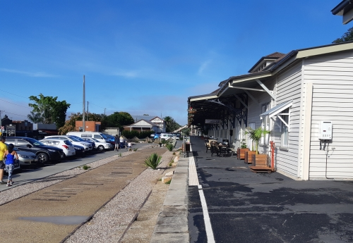 Parking at Gympie Station