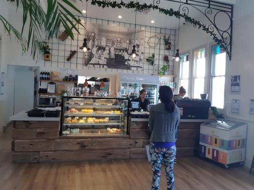 Platform No. 1 Cafe