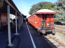 The Rattler at Gympie Station