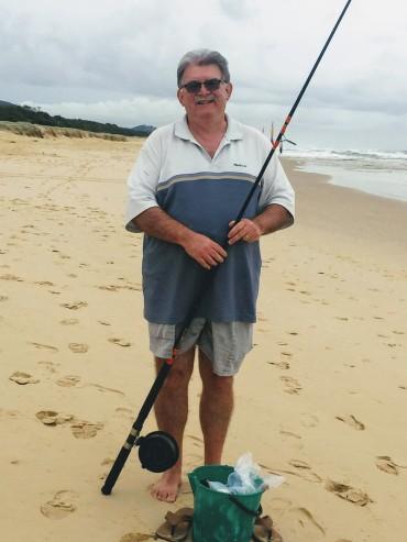Marcoola Beach Fishing
