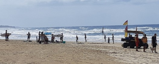 Marcoola Beach