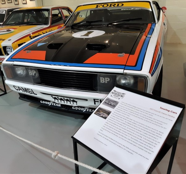 1977 Ford Falcon XC Hardtop