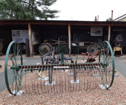 Early Farm Machinery