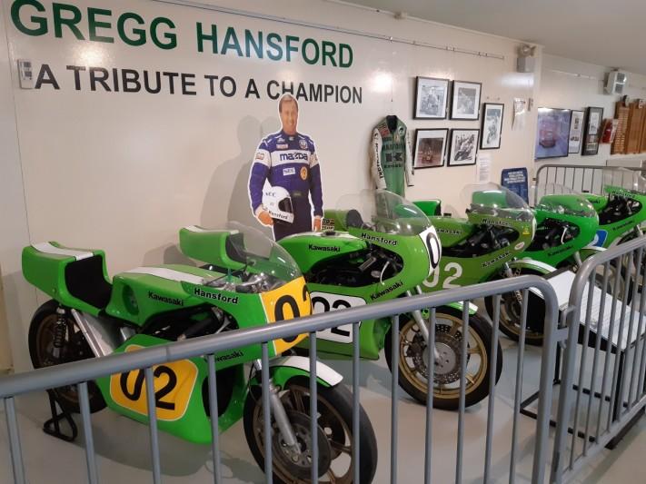 Greg Hansford Tribute