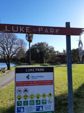 Luke Park Jerilderie