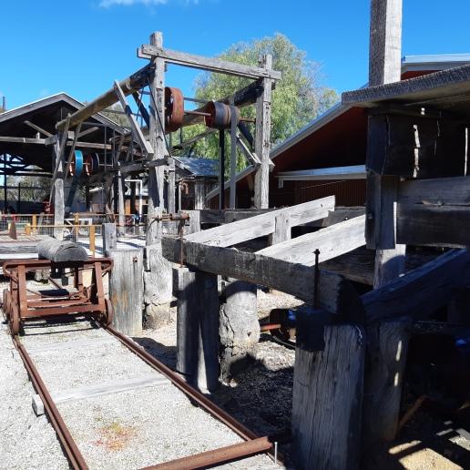 Mill Display