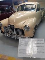Early Model Holden Ute