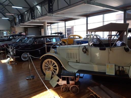 Parkes Motor Museum