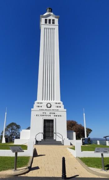 Parkes Remembrance Monument