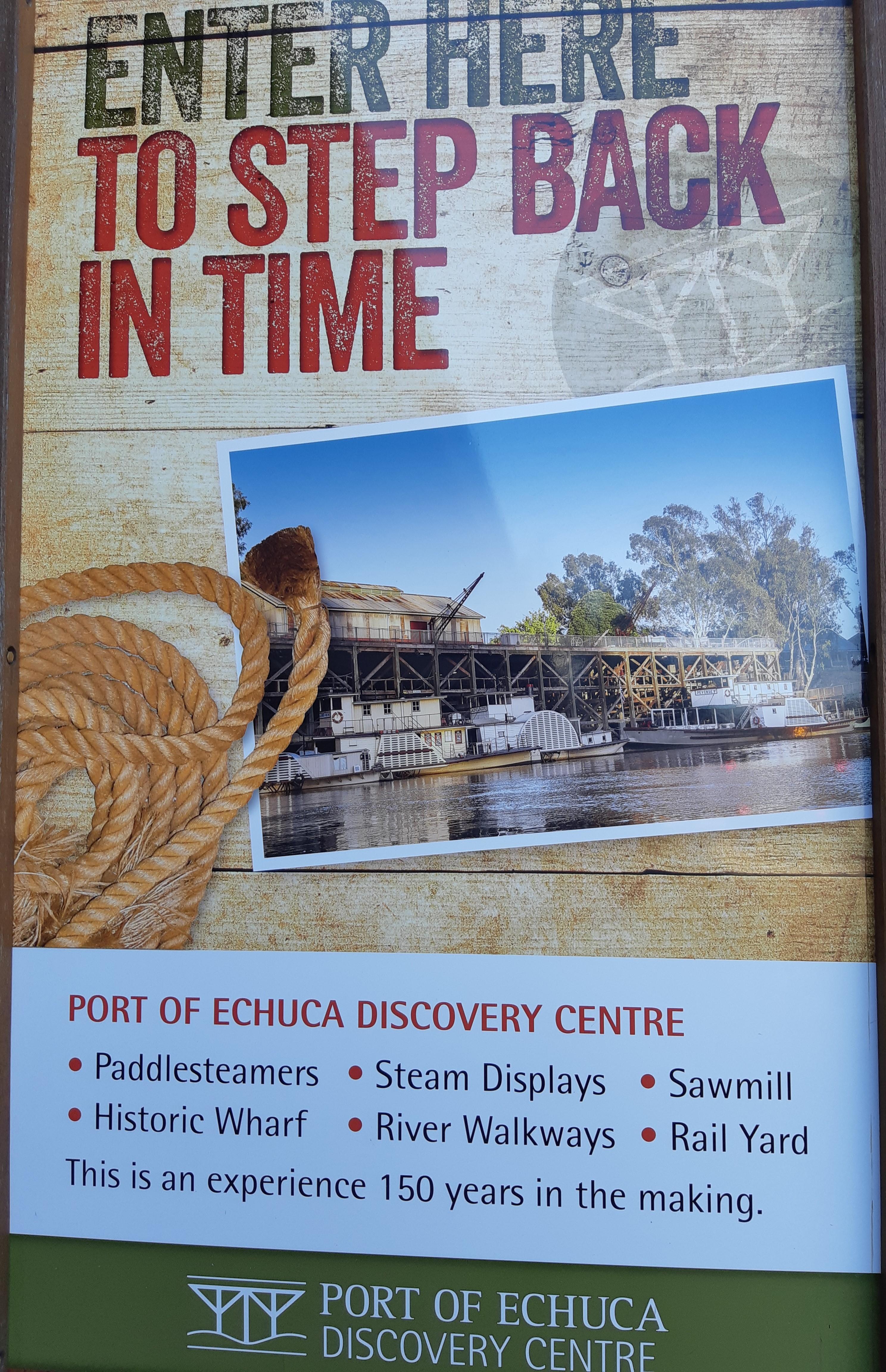Port of Echuca Discovery Centre