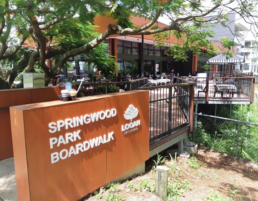 Springwood Park Boardwalk