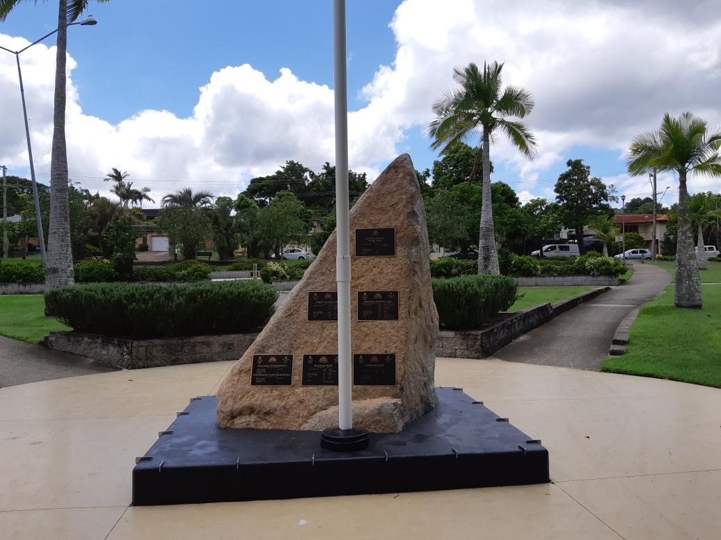 Springwood Park War Memorial