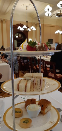 High Tea Delicacies