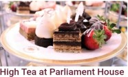 High Tea Parliament House