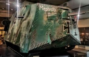 QLD Museum Mephisto