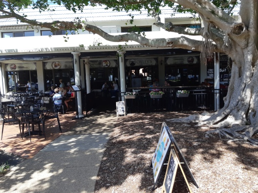 Oxley's on the Bay Cafe