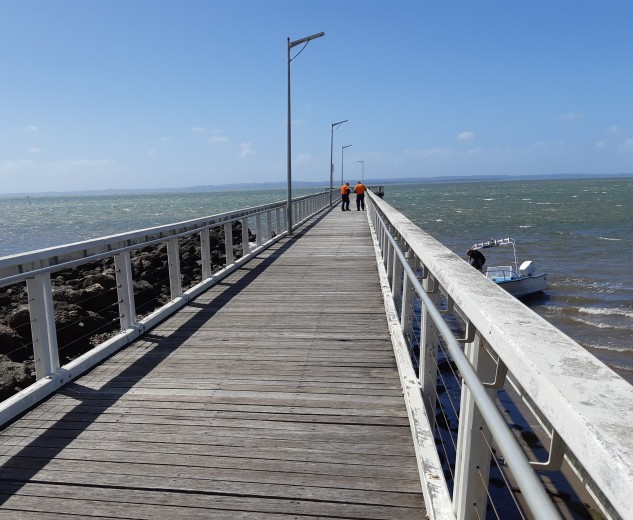 Wellington Point Jetty